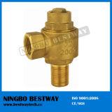 Клапан 2 дюймов латунный плавая для цистерн с водой (BW-F01)