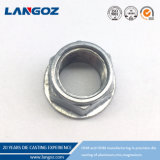 Lo zinco del magnesio dei pezzi meccanici di pressione di cielo e terra di alluminio i fornitori della pressofusione