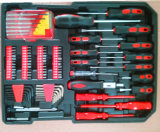 251PCS Professional Trolley Alumium Case Tool Set (FY251A)
