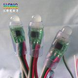 12mm RGB 풀 컬러 끈 빛 LED 화소 램프
