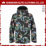 プラスのサイズの女性のための昇華によって印刷されるスノーボードのジャケット