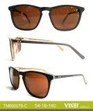 Qualität polarisierte Azetat-Sonnenbrillen (78-A)