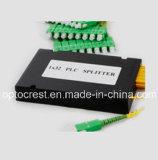 divisor do PLC da fibra óptica 1X2/1X4/1X8/1X16/1X32/1X64