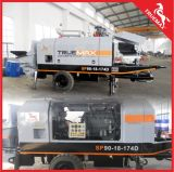 misturador concreto de bomba concreta dos artigos de papelaria 15m3-120m3/H