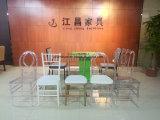 製造業者の明確な透過アクリルのTiffanyの椅子(JC-SZJ53)