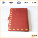 Customized Design를 가진 PU Leather Notebook Case