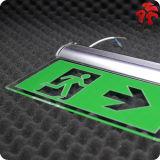 Indicatore luminoso del segno dell'uscita di sicurezza del LED