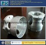 Peças fazendo à máquina do eixo serrilhado de alumínio do OEM