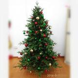 Подгонянная рождественская елка 4/5/6/7/8FT гигантская искусственная с Swag СИД светлым