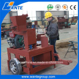 Concrete semiautomático Interlocking Brick Making Machine Manufature Factory em Guangzhou