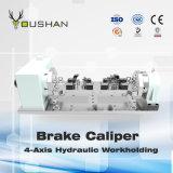 Dispositivo elétrico hidráulico de Workholding do compasso de calibre do freio com centro fazendo à máquina de Dmg