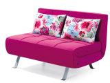 Bâti de sofa se pliant de tissu moderne de meubles pour la salle de séjour