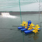 Het Beluchtingstoestel van het Kweken van vis van het Beluchtingstoestel van het Wiel van de Peddel van de Machine van de visserij