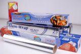 Алюминий домочадца/крен алюминиевой фольги для еды