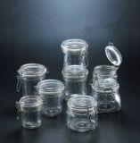 ペットKilnerの瓶のKilnerのびんの装飾的な瓶(NJ12)