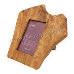 Рамки фотоего ретро упаковки сбор винограда восхитительно деревянные высекая