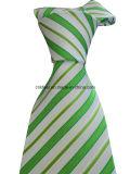 Grüner Streifen-Silk Gleichheit für Mann