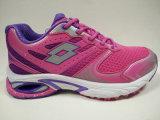 Retro Schoenen van de Sporten van de Dames van het Ontwerp Roze