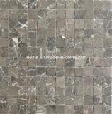 ブラウンSquare Marble MosaicおよびMosaic Tiles