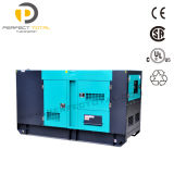 48kw Low Fuel Consumption Silent Diesel Genset mit Perkins Engine