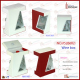 가죽 Wine Bottle Stand Winebox (5260R5)
