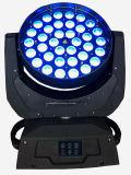 Bewegliches Hauptwäsche-Licht des RGBW Summen-36X10W 4in1 LED