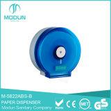 Supports type de papier de mur de marque de Modun et distributeur M-5822ABS-G de papier de toilette de matière plastique