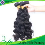 7A Virgin Remy Wavy Hair Wig Menschenhaar Extension