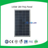 Comitato policristallino di energia solare di alta efficienza 135W