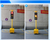 300 mm Trois unités Trolly Portable Portable LED LED Traffic Light