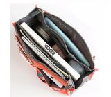 Kits al aire libre de múltiples funciones de nylon del artículo de tocador del bolso del recorrido de los casos cosméticos de las mujeres del organizador del bolso del maquillaje de los bolsos de las mujeres