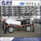 Hf510t Type 260m van Aanhangwagen de Installatie van de Boring van de Put van het Water
