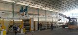 WJ1600-100 tres/cinco manejan la cadena de producción de la cartulina acanalada