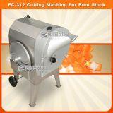 FC-312 Multifunktionsgemüsescherblock für Wurzeln, Kartoffel-Ausschnitt-Maschine