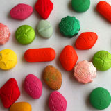 GMP Chitosan Chitin Tablet OEM