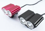 2000 Lumens CREE Xml T6 LED Bike Bicycle Light 12V