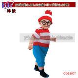 Kostuums van de Baby van de Onafhankelijkheid van het Kostuum van Carnaval de Amerikaanse Patriottische (COS8042)