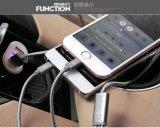 Il fornitore della Cina di nylon ha isolato l'universale del cavo del USB del lampo di 8 Pin