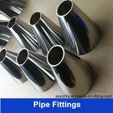 Encaixe de tubulação do aço inoxidável do produto comestível (3A BPE SMS)