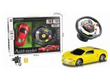 4 Manica Remote Control Car Toys con Light Battery Included (10253136)