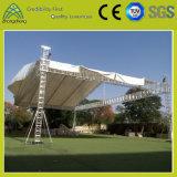 Выставка рекламируя ферменную конструкцию Spigot оборудования алюминиевую