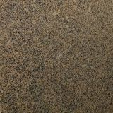 Countertop Flooring를 위한 자연적인 Polished Yellow Granite Slab Giallo Antico