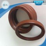 Selo hidráulico resistente da tela do anel de selagem da V-Embalagem do estilo