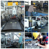 Plastikkugel-Schlag-formenmaschine