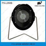 Iluminación solar recargable portable ajustable del vector de la lámpara del uso LED del escritorio del estudiante
