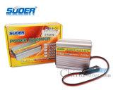 Invertitore di potere dello zoccolo 12V 250W del doppio di fabbricazione di Suoer (SDA-250A)