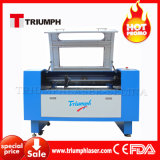Rotary를 가진 Triumphlaser High Precision Auto Focus 80W CO2 Laser Cutting/Laser Engraver