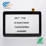 "LCD-TFT 10.1 "" Projektions-kapazitives Screen-Digital- wandlerglas"