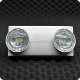 Luz Emergency Emergency del LED Twinspot 2*3W