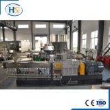 Máquina gemela del estirador de tornillo del laboratorio con la línea de extrudado subacuática